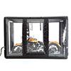 Crear la cubierta inflable de la motocicleta para requisitos particulares del garage impermeable transparente del PVC de la cápsula para la venta
