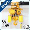 3000kg het elektrische Hijstoestel van de Ketting met Elektrisch Karretje
