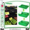 Caixa de dobramento dobrável para frutas e verdura