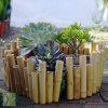 Rete fissa artificiale del bambù del giardino dei dell'impianto