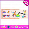 2015 Crops di legno Domino Game Toy per Kids, New Style Domino Chess Game per Children, Fashion Domino Game Set Wholesale W15A028