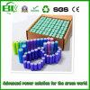 シリンダーリチウムイオン電池の電源力電池李イオン電池