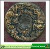Emblema de la aduana del emblema del metal 3D