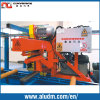 Extrusion de alumínio Machine Fast Return Back Double Puller com Flying Saw