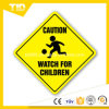 Traffic Safety를 위한 주의 Safety Sign Reflective Label