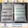 Aditivos de concreto Set Retarder Gluconato de sódio 98%