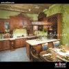 Welbom amerikanisches Style Cherry Wooden Kitchen Cabinet mit Engraving