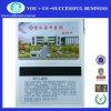 E cartão de membro do banco com fita magnética ou chip IC