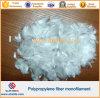 Construction en plastique Sac de fibre dans l'eau Solubilité