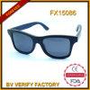 [أونيسإكس] 100% صاف لوح التزلج نظّارات شمس مع عدسة أسود [فإكس15086]