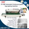 Fr900automaticチップのための連続的なポリ袋バンドシーリング機械