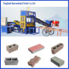 Prix semi-automatique de machine de brique de boue de machine du bloc Qt4-15