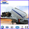 3 dell'asse 45m3 Bulker del cemento del serbatoio rimorchio semi con il compressore d'aria ed il motore di Desiel
