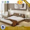 中国の製造業者の中国の製造者のBedframeのホテルのベッド(HX-8nr1110)