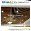 Het vuurvaste Houten Valse Plafond van het Aluminium van de Kleur
