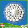 Bola de cerámica de la bola del alúmina inerte de cerámica químico del fabricante