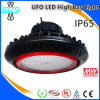 200W/250W Chip Marca 3030 80W Lâmpada Industrial High Bay LED Light