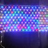 Luzes decorativas comerciais da rede da cintilação das luzes da árvore de Natal do diodo emissor de luz