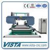 Machine de sciage de la bande de CNC pour les poutres (scie1050)