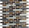 Heißer Verkauf GlasBackplash Wand-Fliese-Fußboden-Wand-Dekoration-Mosaik-Fliese