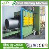 La ISO del tubo de acero de pared exterior de la máquina de limpieza criogénica de rueda, barras redondas de Granallado máquina