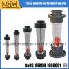 長い管のプラスチック可変的な領域水ロタメーター