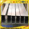 Haute qualité des profils en aluminium anodisé mur rideau