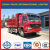 Sinotruk HOWO 4X2 덤프 트럭 Zz3257m3647W 266HP