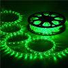11mmの高い明るさLEDの緑色航法燈の屋内および屋外の使用220Vロープライト