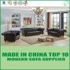 Sofá seccional de cuero moderno de Chesterfield de los muebles de la sala de estar de Divani