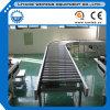 ステンレス鋼のローラーの食品等級、45-360程度が付いている回転ベルト・コンベヤー