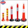 Coloridos puestos de la seguridad peatonal PVC/ PU/ EVA repunte advertencia balizas