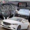 Het androïde van de Auto Systeem 6.0 Van verschillende media van de Navigatie Mazda 6 Sedan met Knop en Stuurwiel Contorl