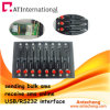 L'orificio 8 riceve e trasmette lo stagno all'ingrosso USB/RS232 del modem di SMS GSM