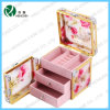 AcrylCosmetic Makeup Train Jewellery Box mit Drawers (HX-Y1820)