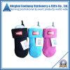 PVC Patch (EJ-606)를 가진 폴리에스테 Cell Phone Sock