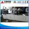 Doppeltes geht Synchrounisierungs-Eckkombinierenmaschine für Aluminiumwindows und Türen voran