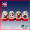 Коробка Дед Мороз изготовленный на заказ глобуса снежка смолаы глобуса воды идя снег