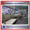 WPC Foamed Board Extrusion Line / Machine en plastique / extrudeuse