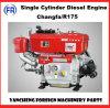 Dieselmotor van de Cilinder van Changfa de Enige R175