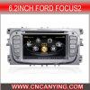 Автомобиль DVD для Ford Focus2 с интернетом Dual Core 1080P V-20 Disc WiFi 3G набора микросхем A8 (CY-C003)