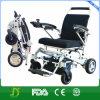 Falte und Lite-Mg-Legierungs-Energien-Rollstuhl-elektrischer Rollstuhl
