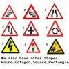 Signe de la circulation routière Conseil (DR411)