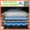Máquina da formação fria para o rolo da camada dobro de painel do telhado e de parede que dá forma à máquina