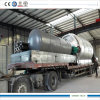 ディーゼルを得る連続的な5トンの原油の精製所機械
