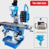 판매를 위한 Zx6350za 중국 수직 수평한 보편적인 드릴링 축융기