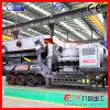 planta de esmagamento móvel móvel da maquinaria do triturador de pedra do cone da capacidade 200tph