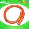 de 10mm de couleurs boyau/canalisation tressés multi de l'eau de jardin de PVC de fibre légère d'odeur non
