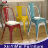 Weinlese Industrial Metal Chairs mit Back