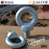 Zink van het staal plateerde de Grote Bout van het Oog van Bevestigingsmiddelen DIN580